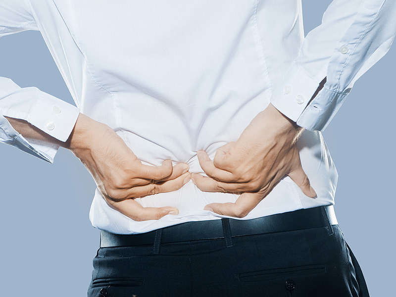 Lower Back Pain - Pain to Health